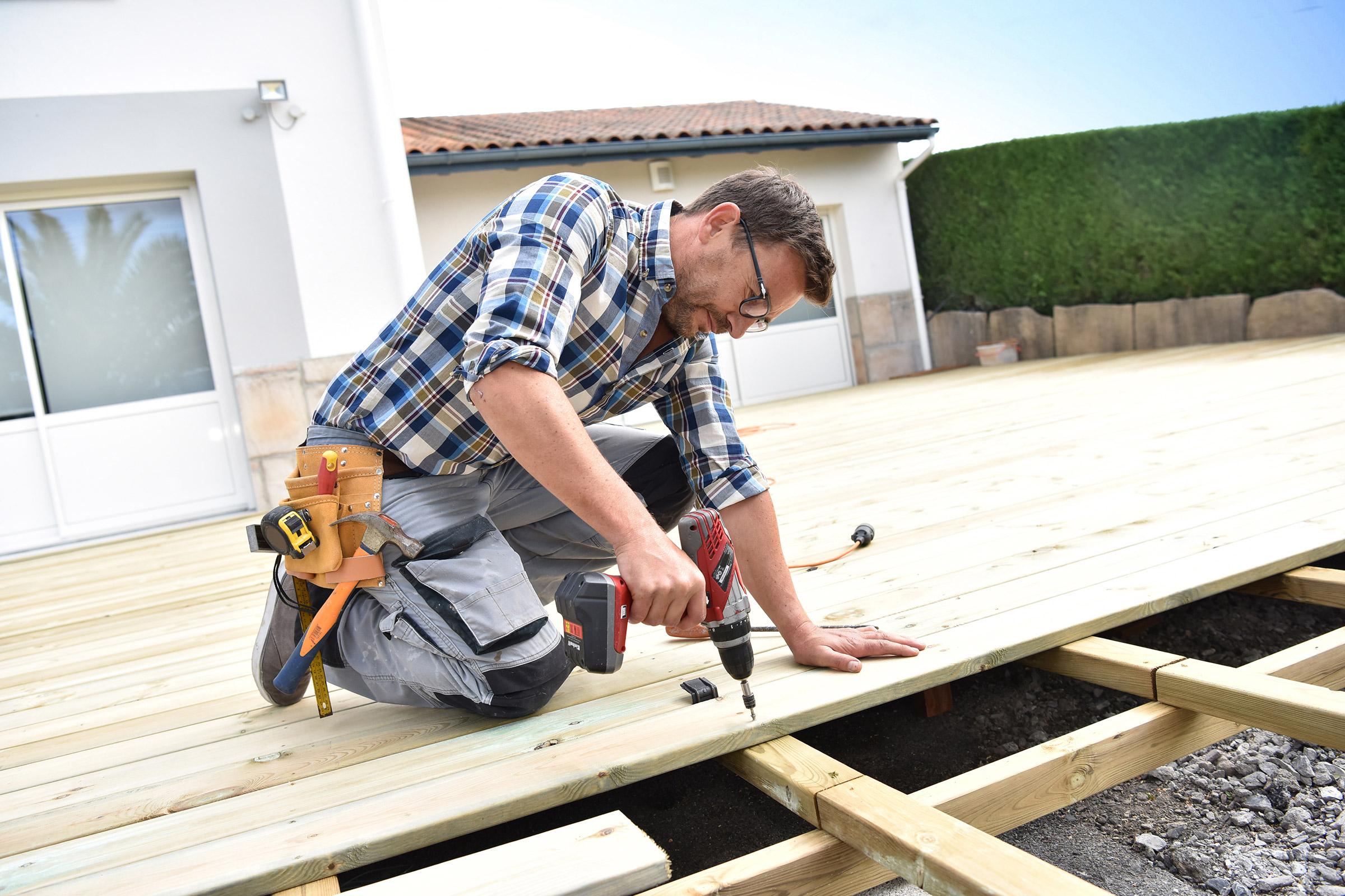 Priser på virke och byggmaterial har ökat med 30 till 40 procent